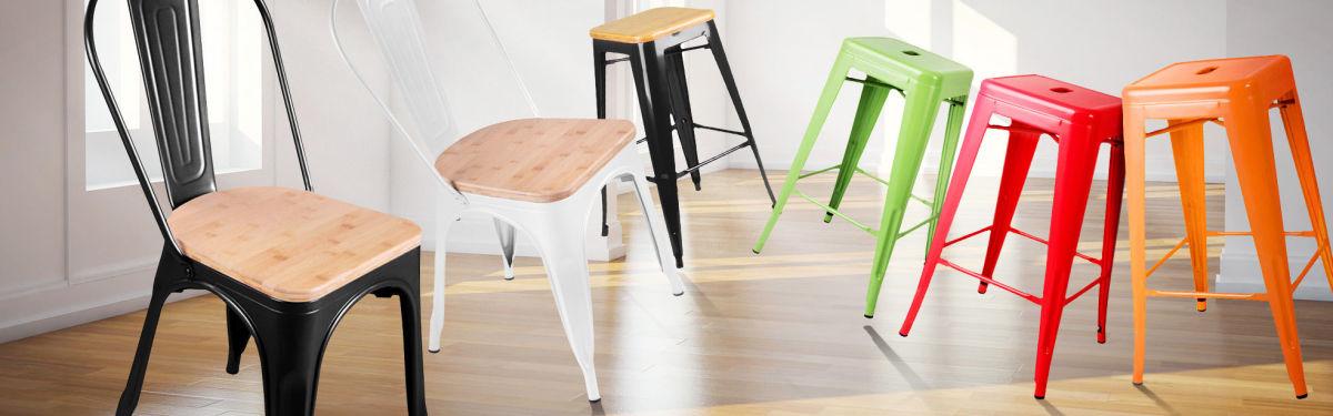 Designer Style Bar Stools