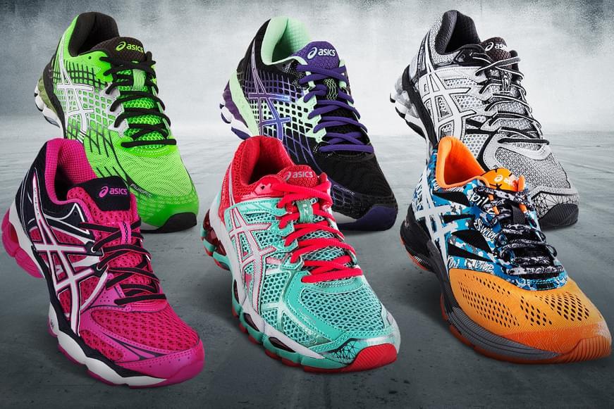ASICS Running Footwear - Fresh Arrivals
