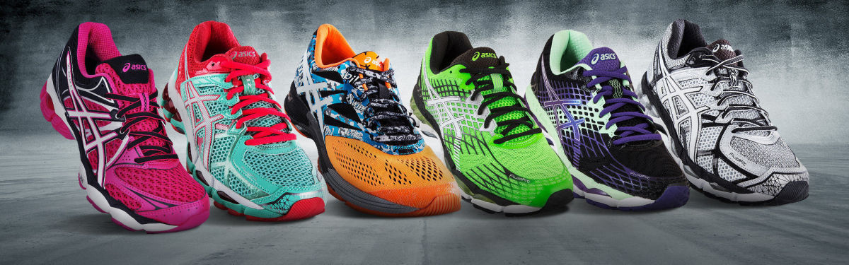 ASICS Running Footwear - Fresh Arrivals