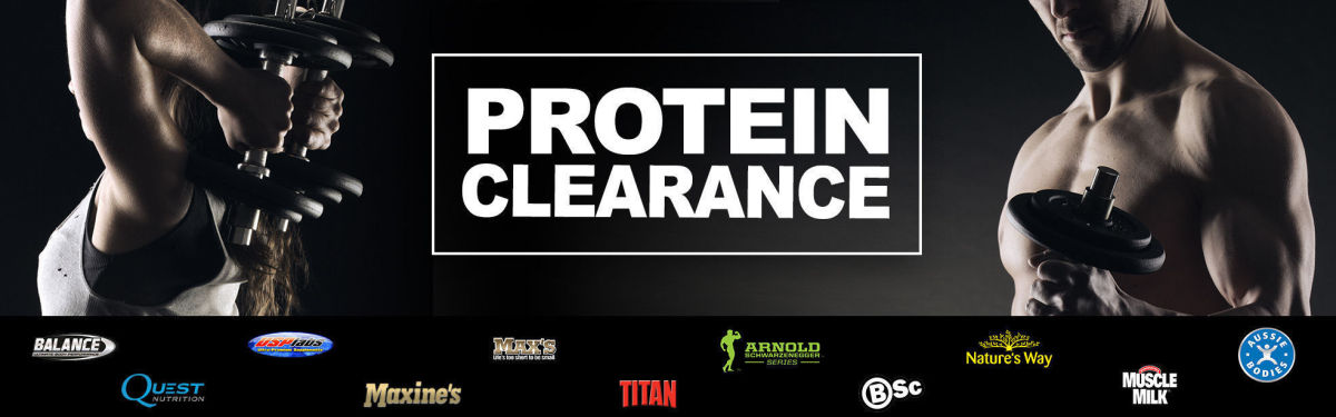 Huge Protein Clearance