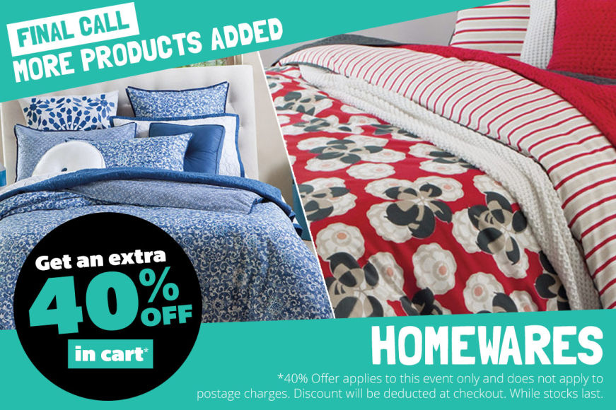 More Added! Home: Get An Extra 40% Off In Cart
