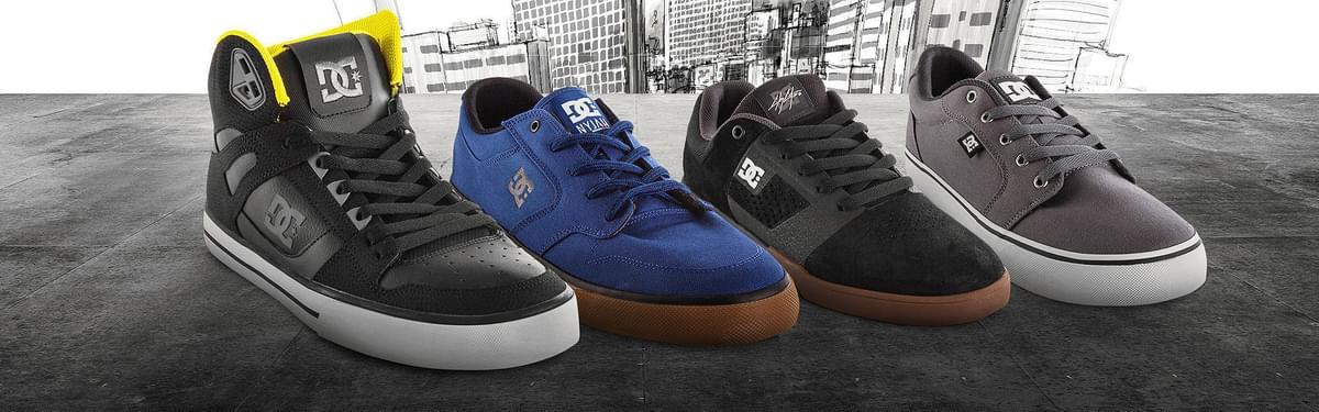 New DC Footwear