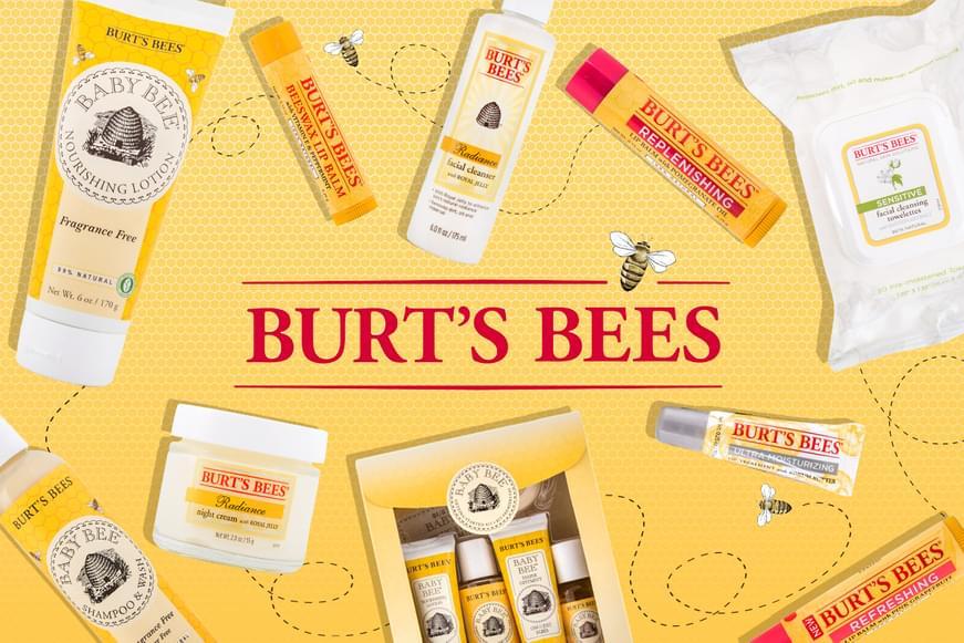 Burt's Bees Natural Skin & Lip Care