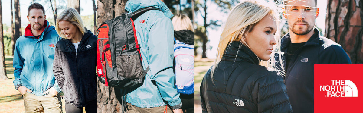 The North Face Apparel & Backpacks For Winter