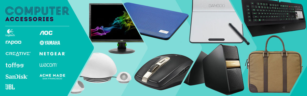 Computer & Gaming Accessories