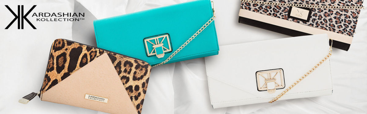 Kardashian Kollection Handbags & Sunglasses