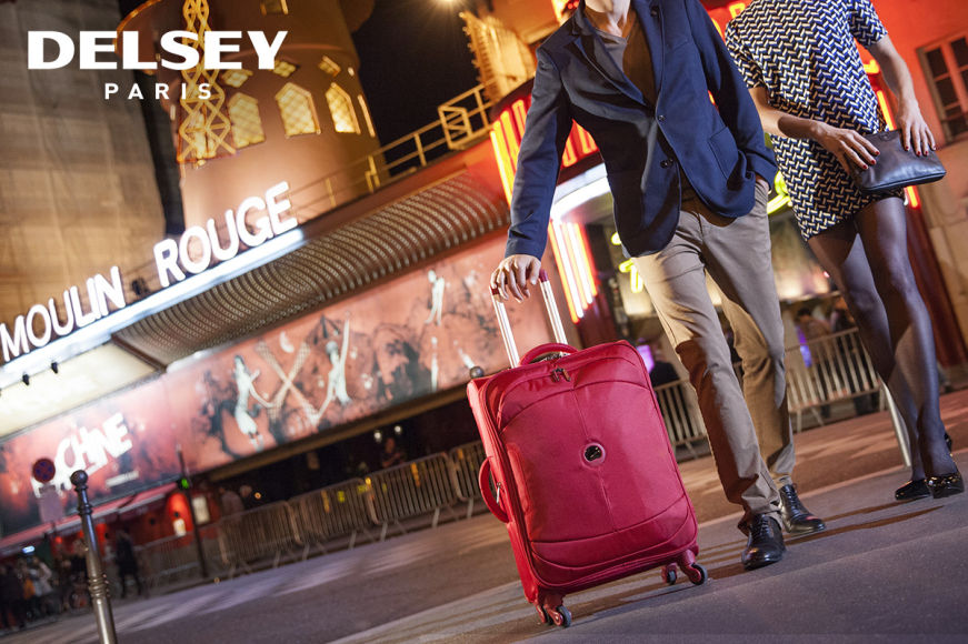 Delsey Trolley Cases