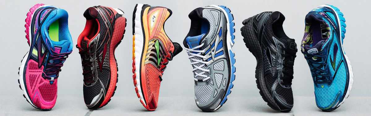 New Brooks Running Footwear