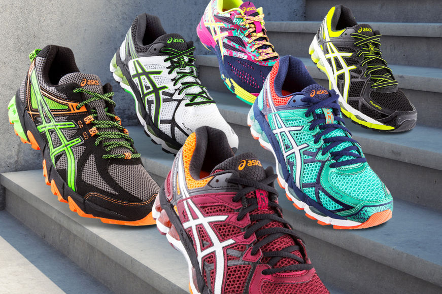ASICS Running Footwear