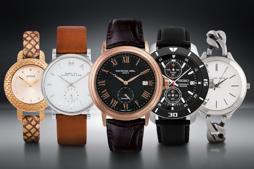 Handpicked Big Brand Watches