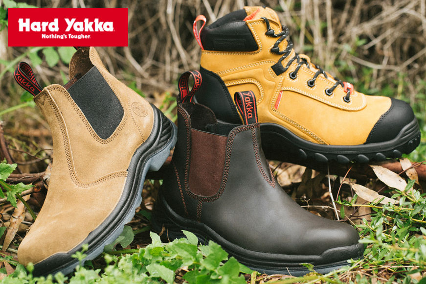 Hard Yakka Footwear
