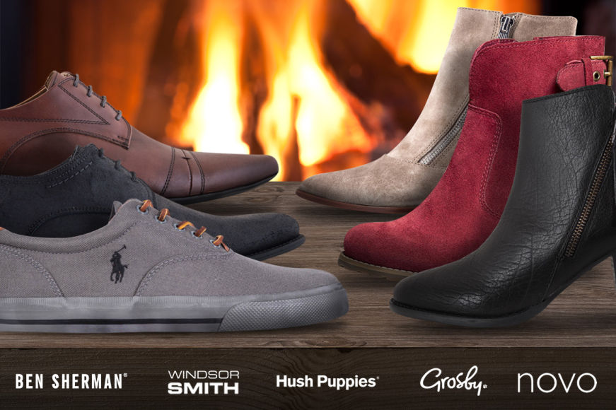 Winter Footwear For Men & Women