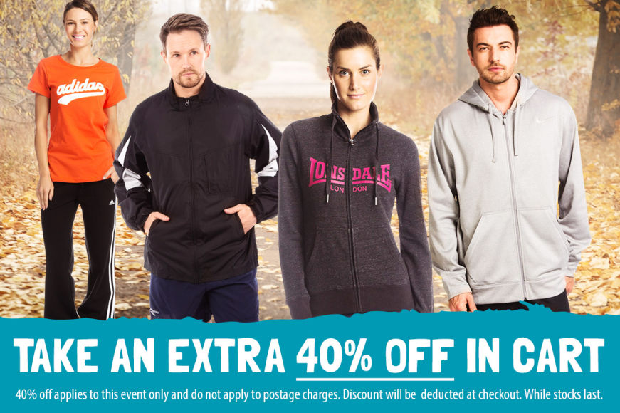 Winter Sports Clear-Out: Get 40% Off In Cart