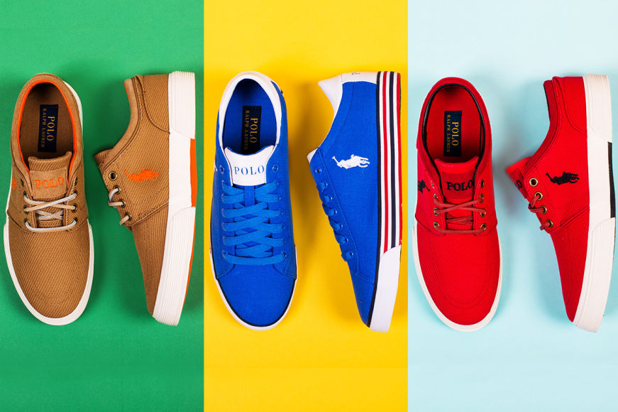 Polo Ralph Lauren Footwear For Men