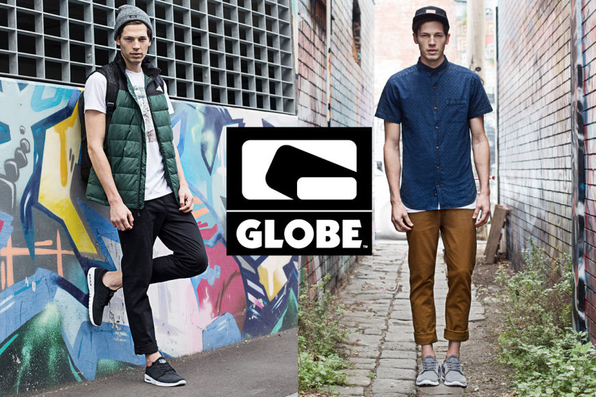 Globe Clothing & Accessories