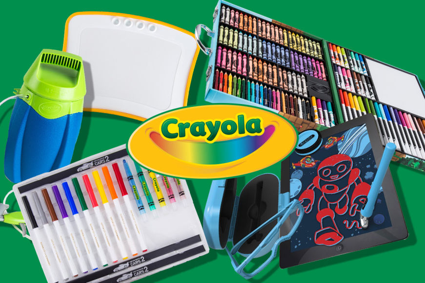 Go Crazy For Crayola