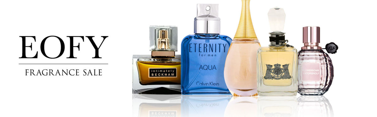 EOFY Fragrance Sale