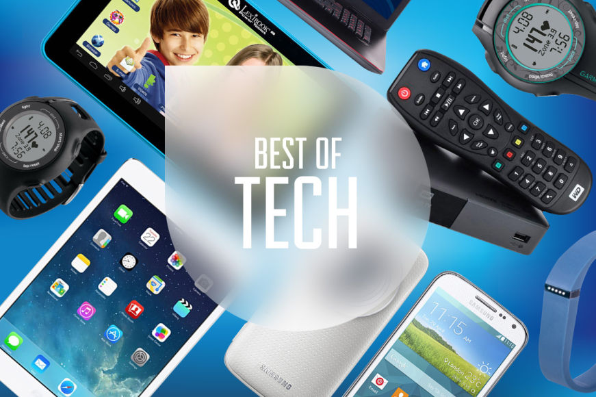 Best Of Tech: iPad Mini, Notebooks & More