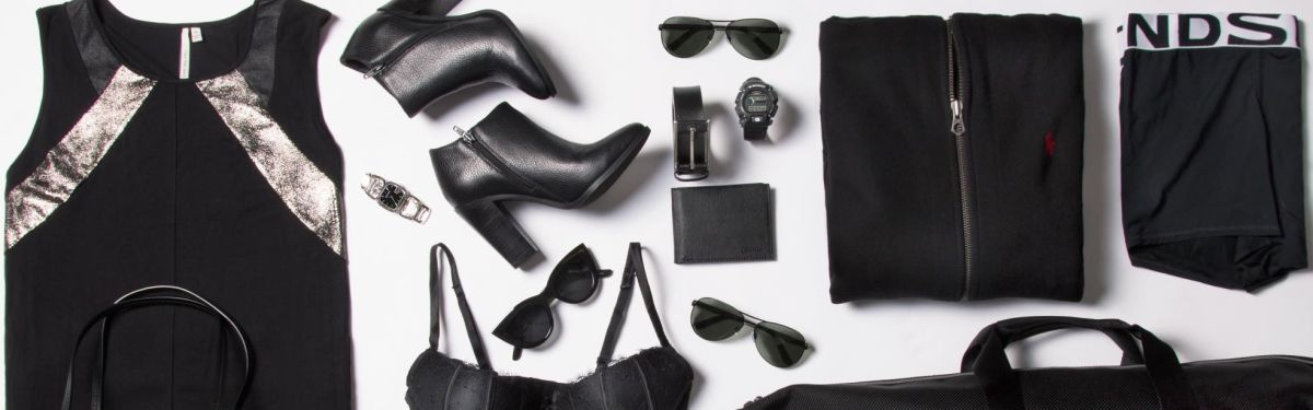 All BLACK: Clothing, Shoes & Accessories
