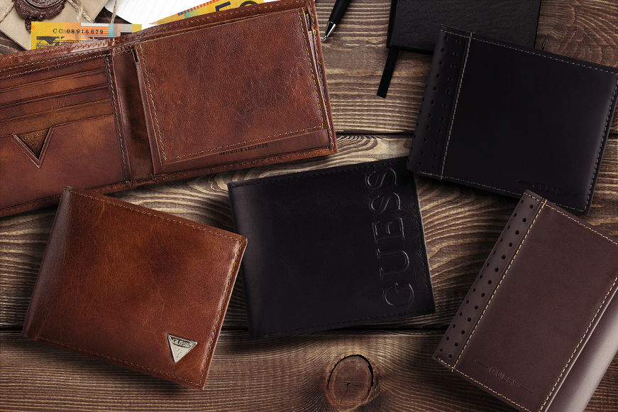 GUESS Wallets For Men