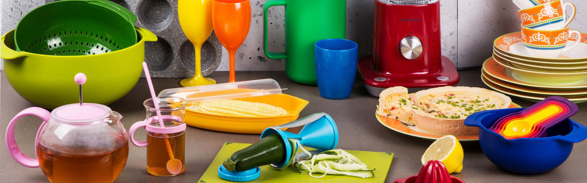 Colour Your Kitchen For Less
