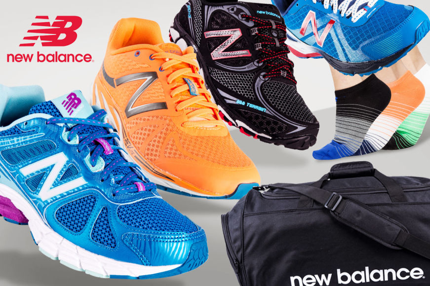 New Balance Performance Footwear & Accessories