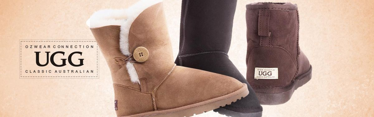 OZWEAR Australian Sheepskin Uggs - Up To 62% OFF