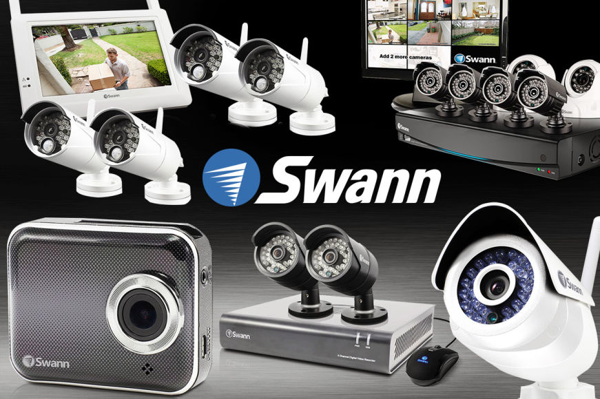 Swann Security MEGA Sale