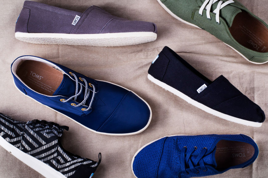 TOMS Footwear For Guys & Gals