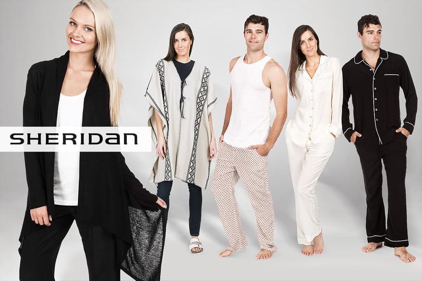 Sheridan Loungewear - New Threads Added Too