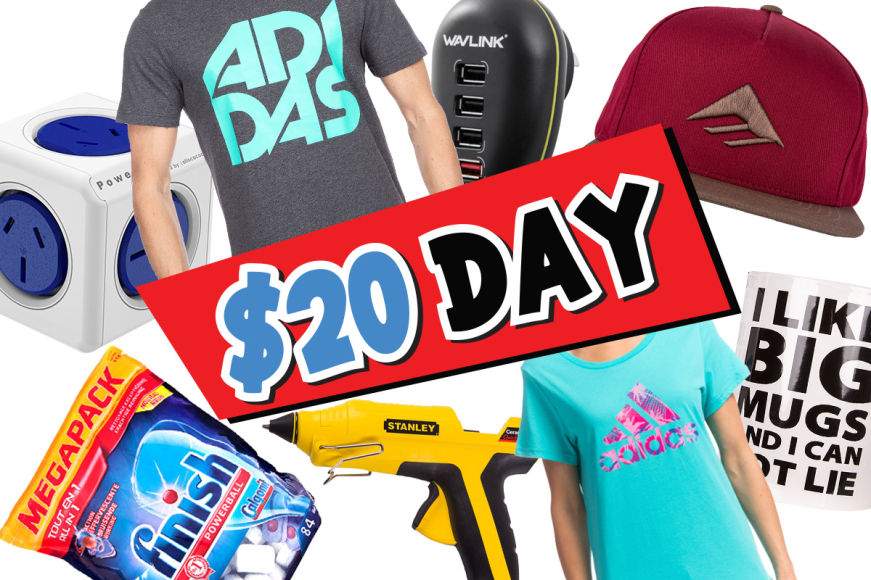 $20 Day: These Deals Are Running Out The Door