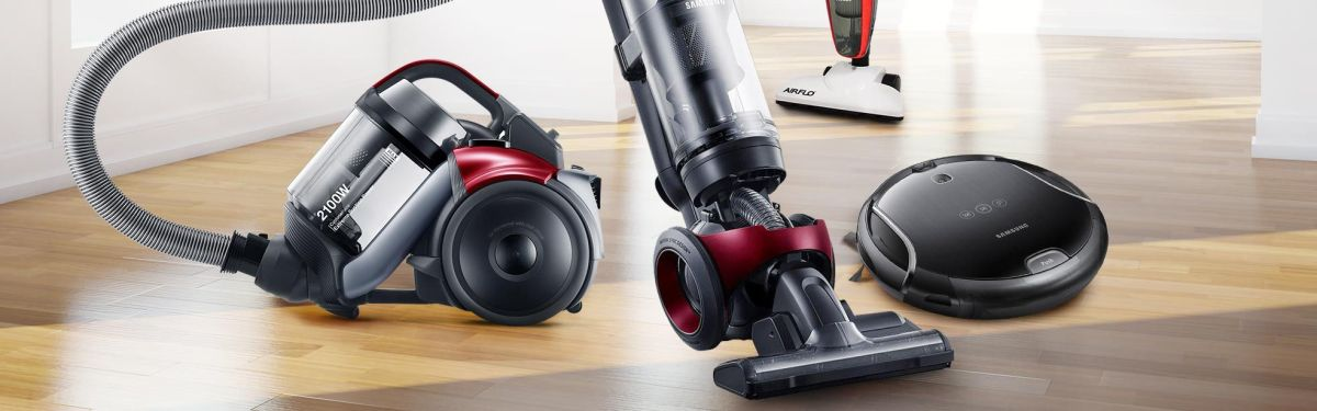 Vacuums & Sweepers