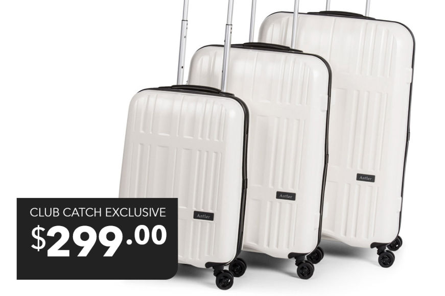 Antler 3 Suitcase Set - $299!
