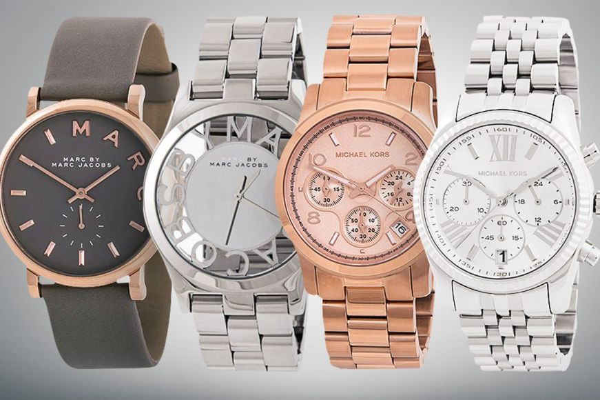 Marc By Marc Jacobs & Michael Kors Watches