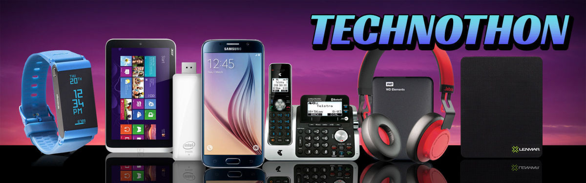 Technothon MADNESS: July Edition