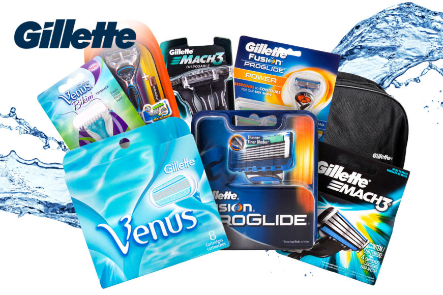 Gillette For Men & Women