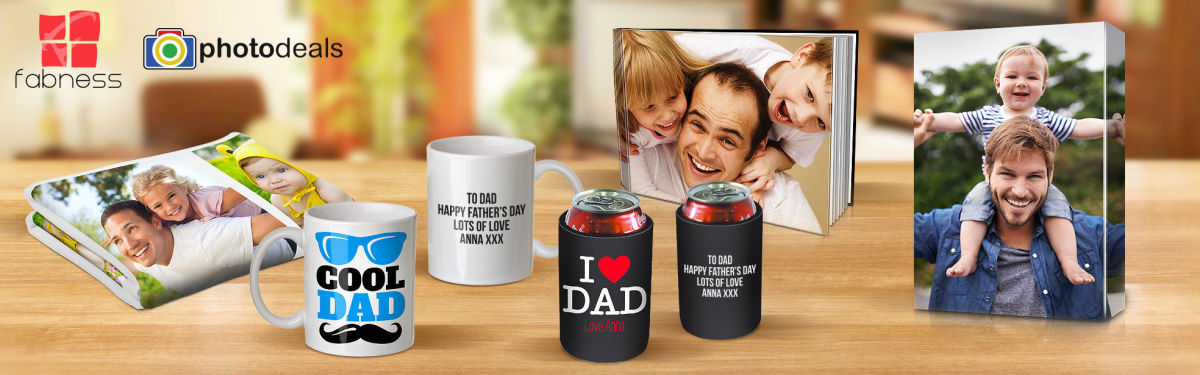 Personalised Father's Day Gifts - Free Shipping