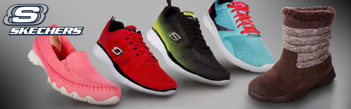 Skechers For Men & Women