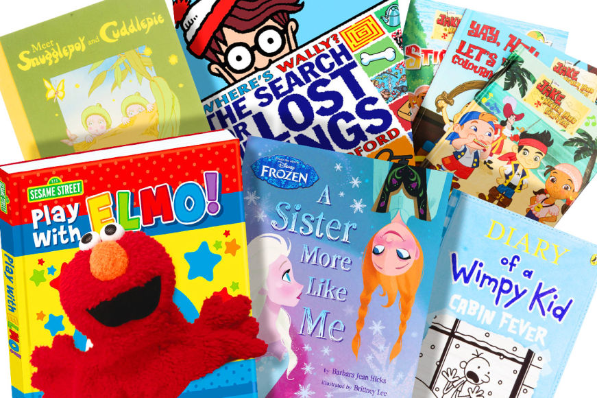 Our Best-Selling Kids' Books