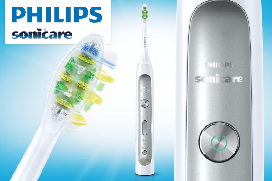 Philips Sonicare Platinum Electric Toothbrush