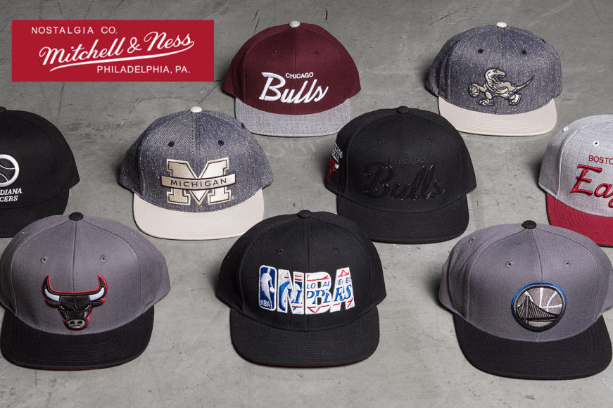 Mitchell & Ness - Fresh Stock