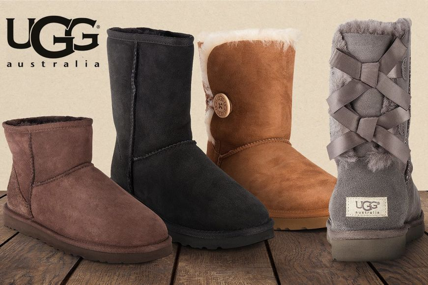UGG Australia Winter Run-Out - THE ORIGINAL