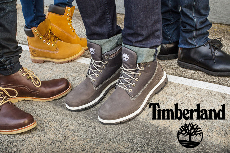 New Timberland Footwear