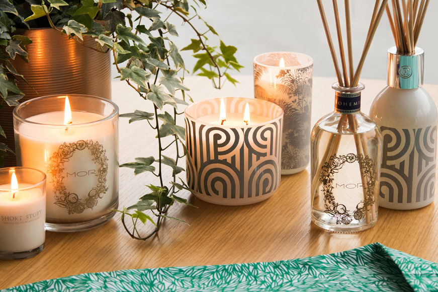Designer Diffusers & Candles