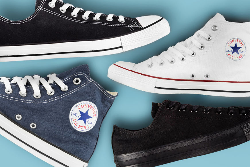 Converse: Core Styles Restocked