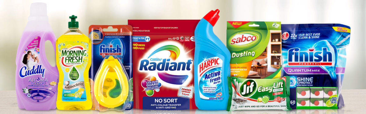 Mega Spring Cleaning & Laundry Sale