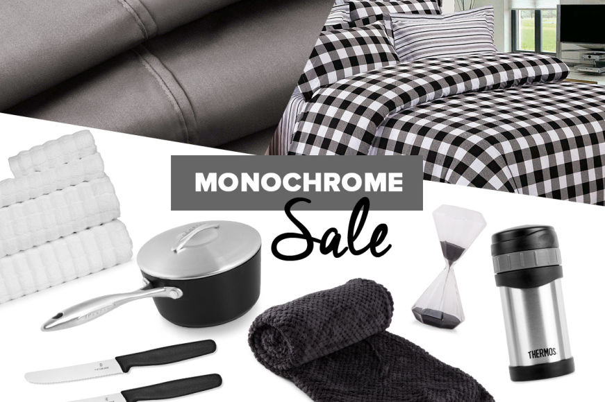 Mad About Monochrome