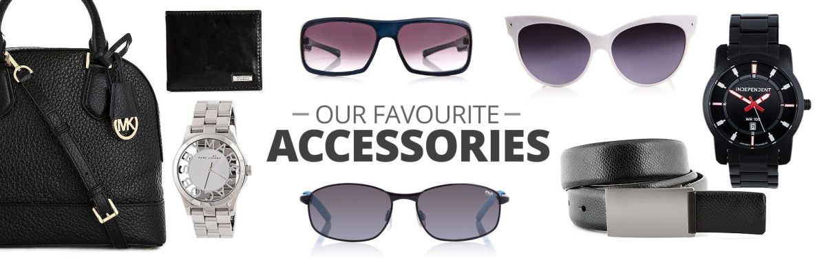 Our Favourite Accessories