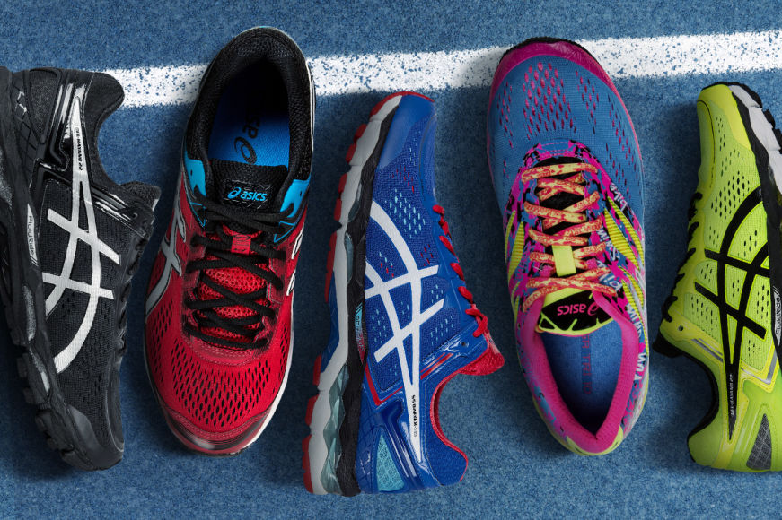ASICS Footwear + NEW GEL-Kayano 22s