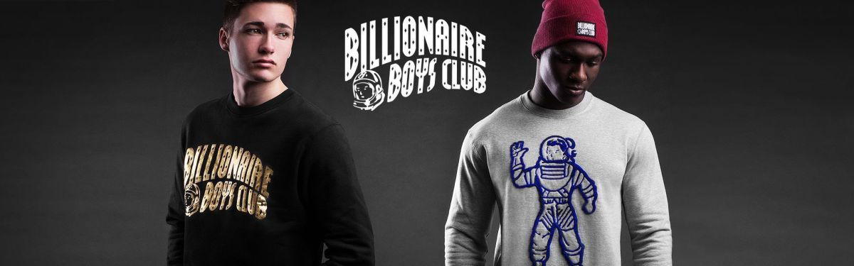 Billionaire Boys Club Apparel & Headwear